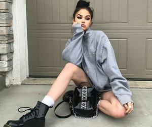 maggie lindemann, outfit, and maggielindemann image