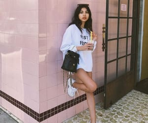 california, casual, and girl image
