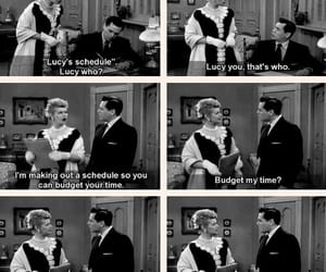 desi arnaz, I Love Lucy, and Lucille Ball image
