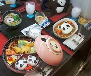 japan, food, and panda image