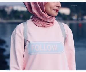 hijap, محجبات, and ﺭﻣﺰﻳﺎﺕ image