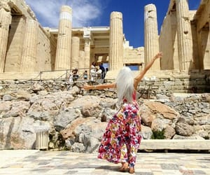 acropolis, chanel, and Louis Vuitton image