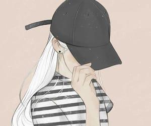 anime, anime girl, and hipster image