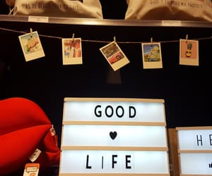 good, life, and pictures image