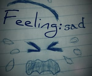 feelings, quotes, and sadness image