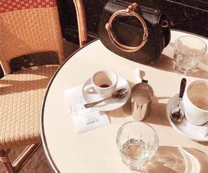 coffee, fashion, and bag image