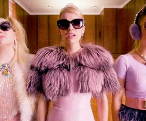 scream queens and gif image