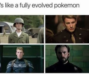 Marvel, steve rogers, and captain america image