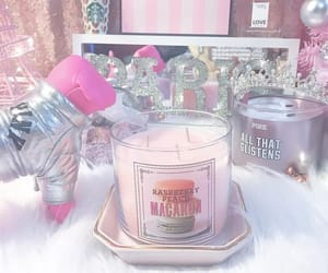 aesthetic, girly things, and vs image