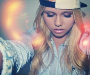 alli simpson, girl, and blonde image