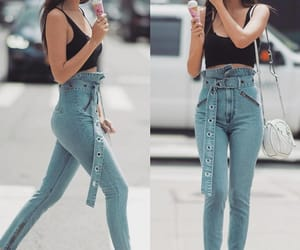 fashion, style, and victoria justice image