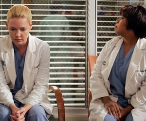 izzie stevens, grey's anatomy, and miranda bailey image