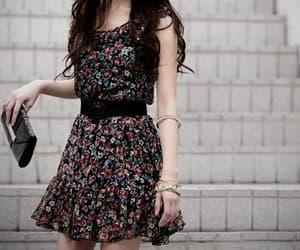 dress, korea, and korean fashion image