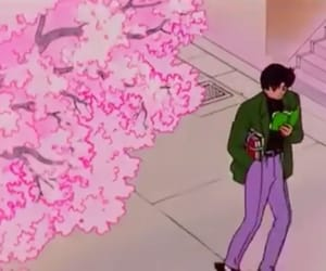 90s, aesthetic, and blossoms image