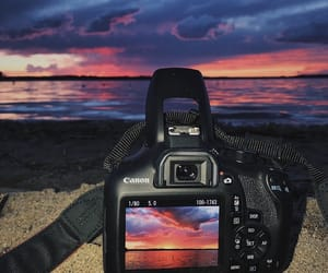 photography, sunset, and tumblr image