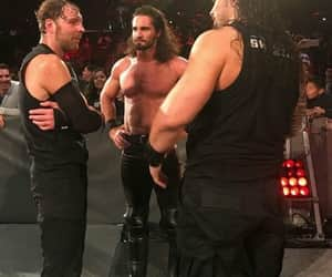 dean, wwe, and seth image