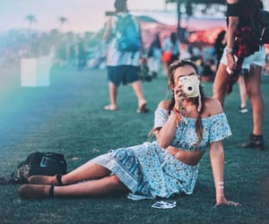 coachella, beautiful, and beauty image