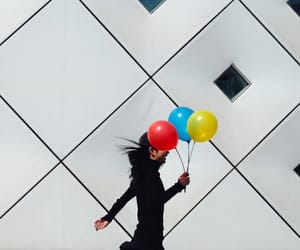 balloon and crazy image