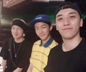 bb, big bang, and seunghyun image