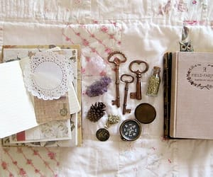 article, vintage, and cute diary image