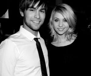 Chace Crawford, jenny humphrey, and gossip girl image