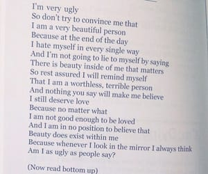 love, poem, and pretty image