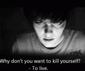 kill, live, and dominik santorski image