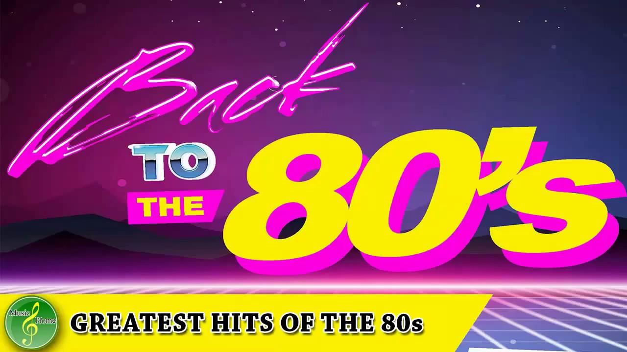 80s Music Playlist