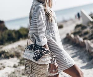 fashion, look, and sun image
