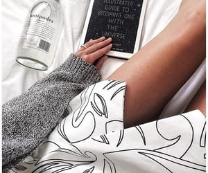 bed, health, and skirt image
