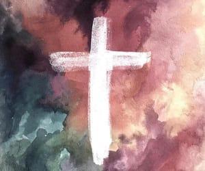 Christ, cross, and jesus image