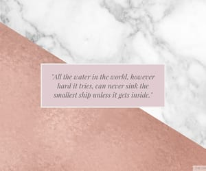 inspiration, pink, and laptop image