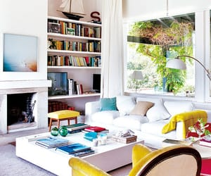 decoracion, hogar, and salon image
