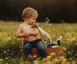 baby, feliz, and lindo image