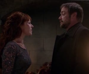 crowley, mother, and rowena image