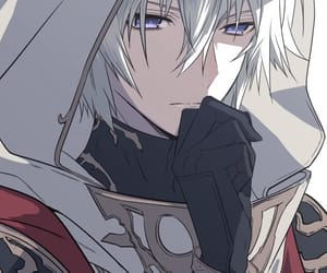 anime, lucilius, and boy image