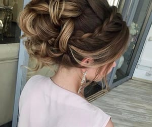 beautiful, hair, and blond image