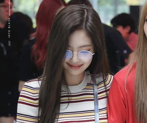 korean, girlgroup, and blackpink jennie image