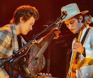 guitar, Harry Styles, and mitch image