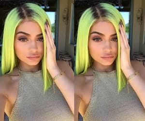 coachella, fluo, and kylie jenner image