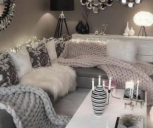 Dream, house, and livingroom image