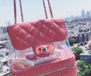 beauty, chanel, and pink image