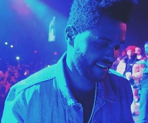 the weeknd, starboy, and abel image