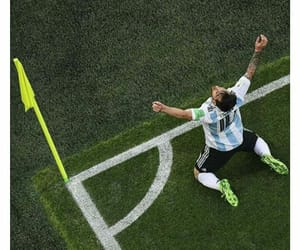 football, argentina, and sports image