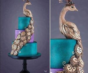 amazing, blue, and wedding image