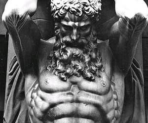 god, greek, and mythologie image