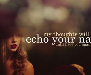 Taylor Swift, quotes, and enchanted image