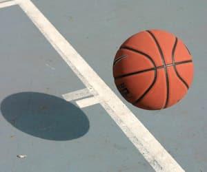 theme, Basketball, and aesthetic image