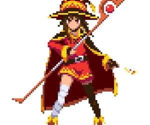 anime, chapeau, and colors image