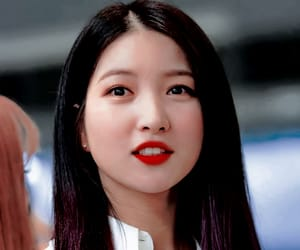 girl, sowon, and gfriend image